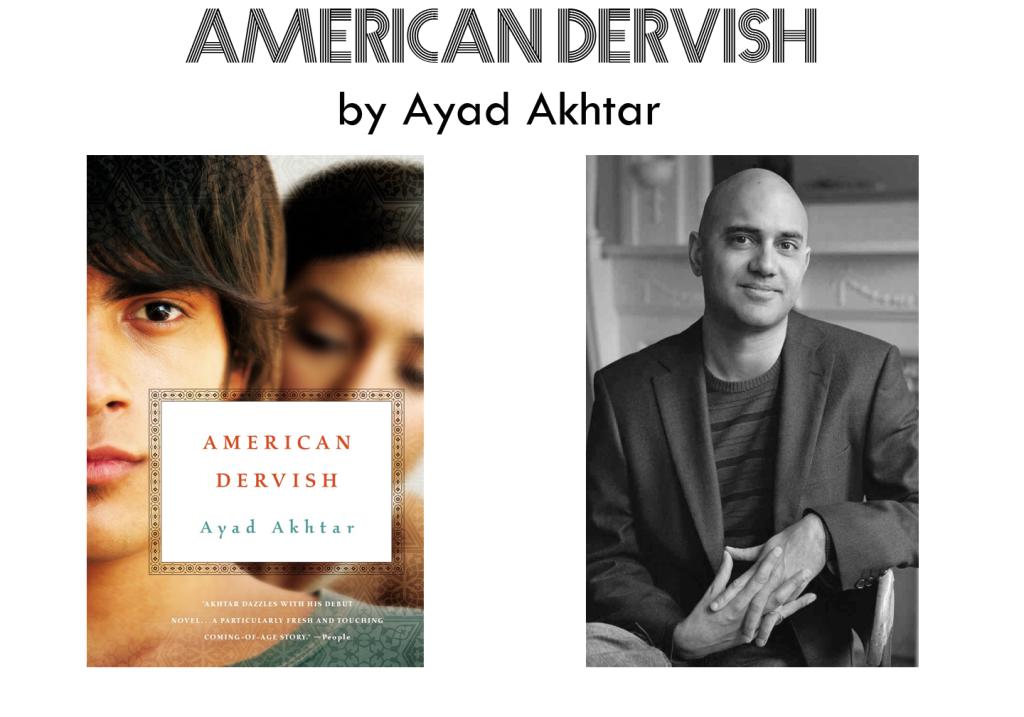 American Dervish by Ayad Akhtar