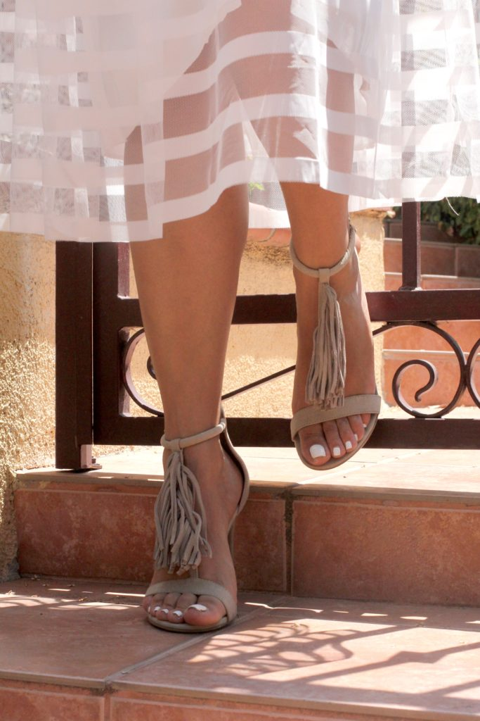 target fringe shoes
