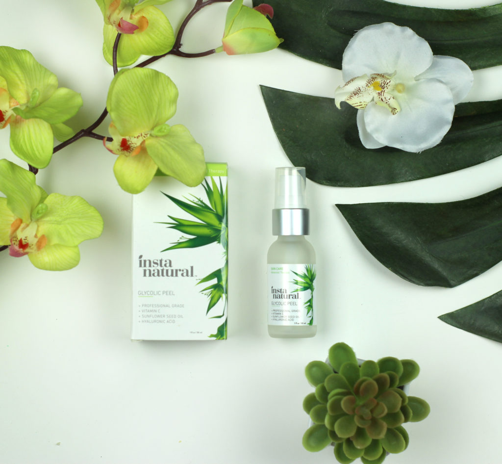Instanatural glycolic pee