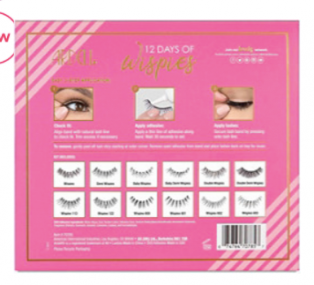 ulta black friday ardell 12 pack lashes