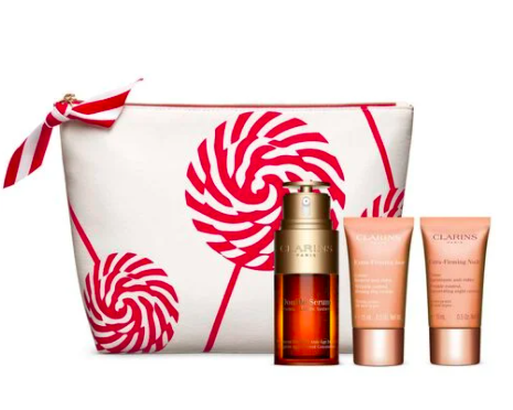 clarins skincare holiday set 2020