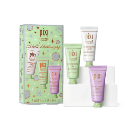 pixi beauty skincare gift set 2020 browngirlstyles